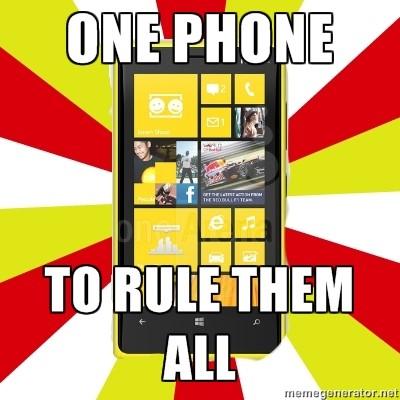 Nokia Lumia: смартфон, который выжил