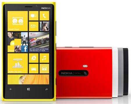 Nokia Lumia 920 оценен в России в $800