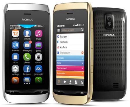 Nokia Asha 308 и 309
