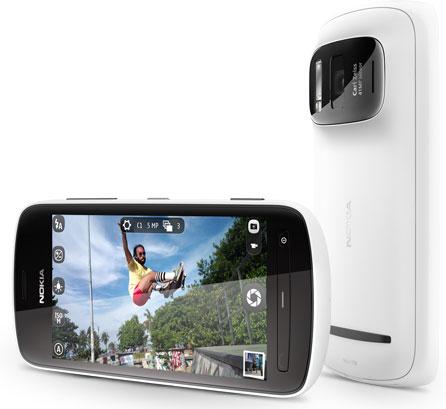 MWC 2012: Nokia 808 PureView — смартфон с камерой разрешением 41 (!) Мп