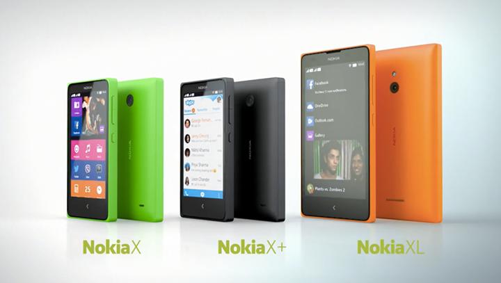 Nokia выпустила линейку телефонов на базе ОС Android
