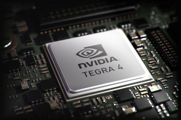 Nvidia представила Tegra 4