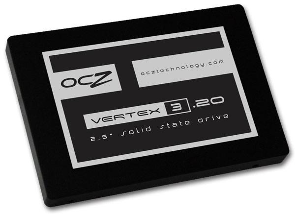 В SSD OCZ Vertex 3.20 используются контроллеры LSI SandForce SF-2200