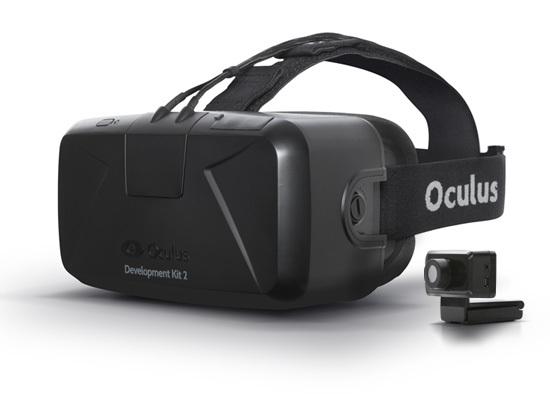 Oculus выпускает новый DevKit Oculus Rift за 350$