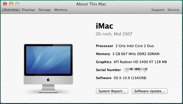Offline восстановление OSX с раздела Recovery HD