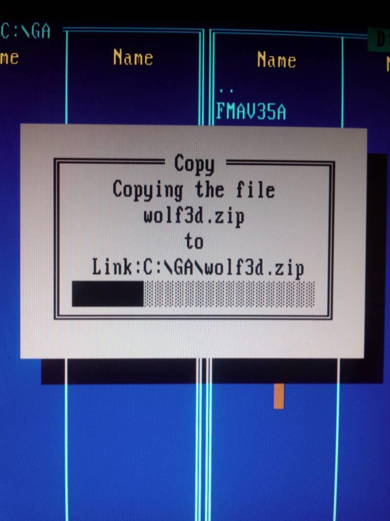 """Old Hard коммуникации, или """"передача файлов через COM и LPT порты"""""""