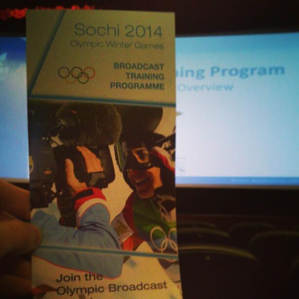 Olympic Broadcasting Services, или как я научился показывать Олимпийские Игры. Часть 1
