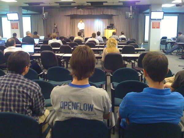 Осенняя школа OpenFlow в МГУ