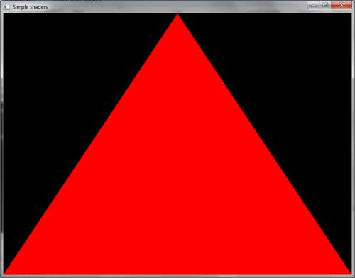OpenGL шейдеры в современной интерпретациии