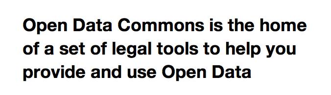 OpenStreetMap: три новых руководящих лицензионных соглашения