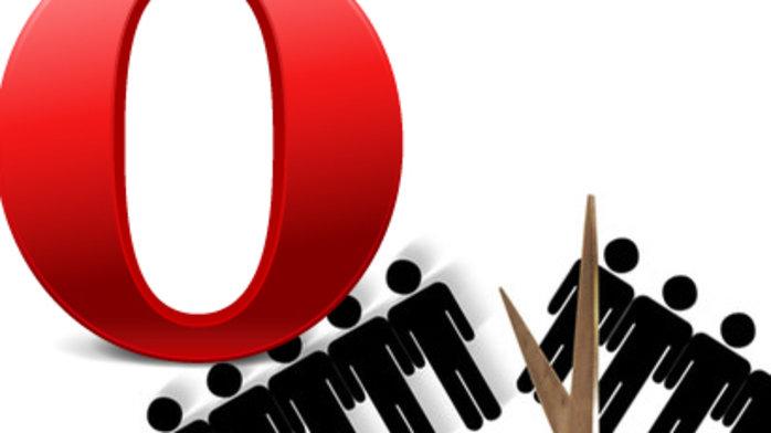 Opera потеряла 10% персонала из за перехода на WebKit