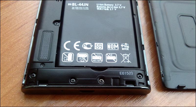 Optimus L5 Dualsim — обзор