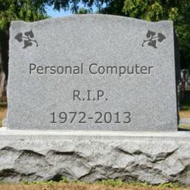 PC не умерли, нам просто не нужны новые