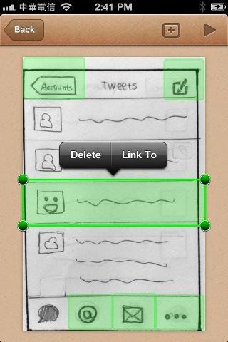 POP: живые бумажные прототипы интерфейсов для iPhone