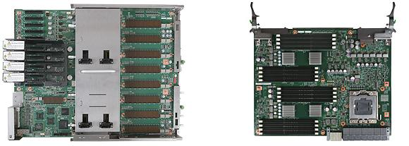PRIMERGY RX900 S2: монолитный 8 процессорный сервер Fujitsu
