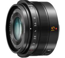 В каталоге объективов Panasonic для камер системы Micro Four Thirds стало на одну позицию больше