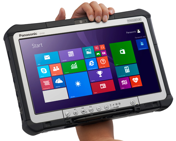 Panasonic Toughbook CF-D1