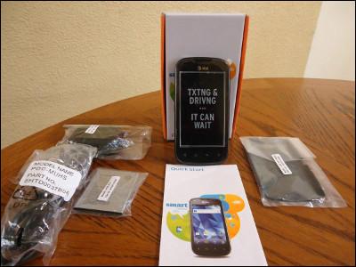 Pantech Burst — андроидфон по приятной цене