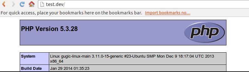 PhpBrew. Менеджер версий PHP. (+ установка и использование в Ubuntu 13.10)