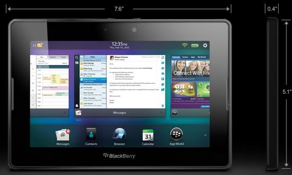PlayBook 3G от RIM уже в продаже
