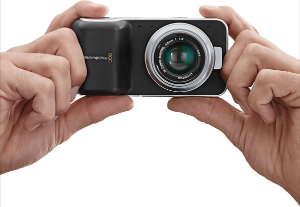 Pocket Cinema Camera