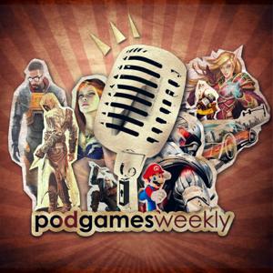 Podgames Weekly #113 – Подкаст об играх и индустрии