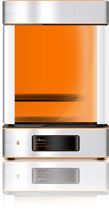 ProDesk3D: первый в мире десктопный цветной 3D принтер