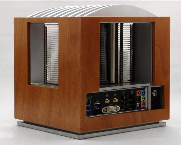 Основой Project Ayr служит системная плата Gigabyte Z77N-WiFi