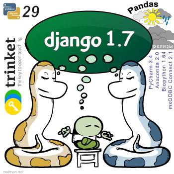 Python digest #29. Новости, интересные проекты, статьи и интервью [25 мая 2014 — 1 июня 2014]
