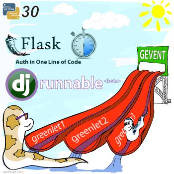 Python digest #30. Новости, интересные проекты, статьи и интервью [2 июня 2014 — 8 июня 2014]