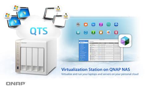 По словам производителя QNAP TS-x51 меняет концепцию NAS