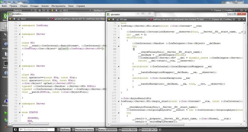 Qt Creator 2.8.0 beta released
