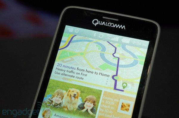 Qualcomm Mirasol с экраном диагональю 5,1 дюйма