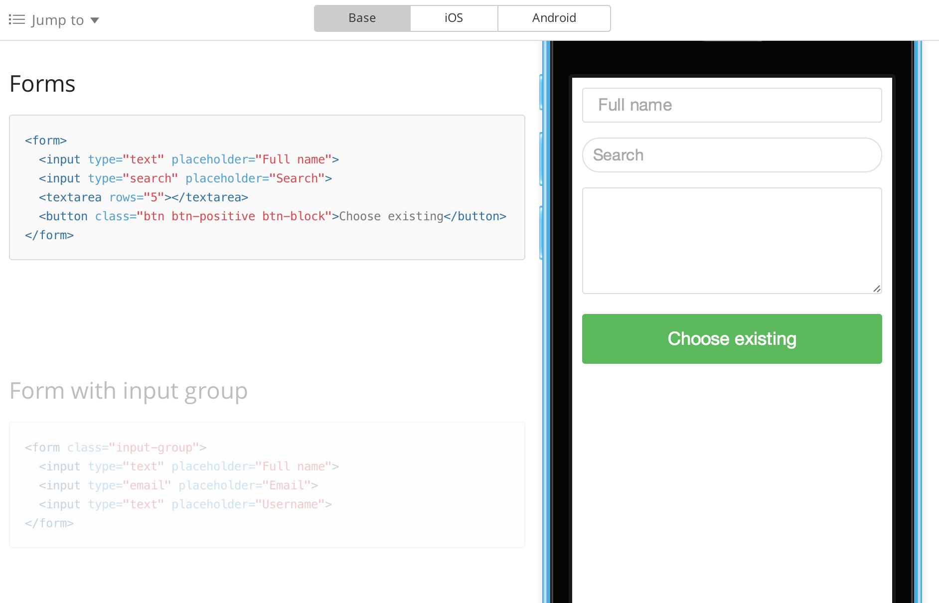 Ratchet 2.0 — самый красивый HTML5 фреймворк теперь дружит и с iOS, и с Android