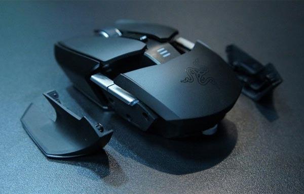 Razer начинает продажи игровых мышей Ouroboros