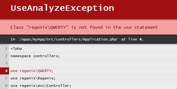 Regenix: Новый нестандартный MVC фреймворк для PHP