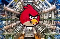 Rovio и CERN будут учить детей ядерной физике с помощью Angry Birds