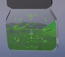 SBG Labs и Rockwell Collins займутся разработкой дисплеев на «переключаемых волноводах»