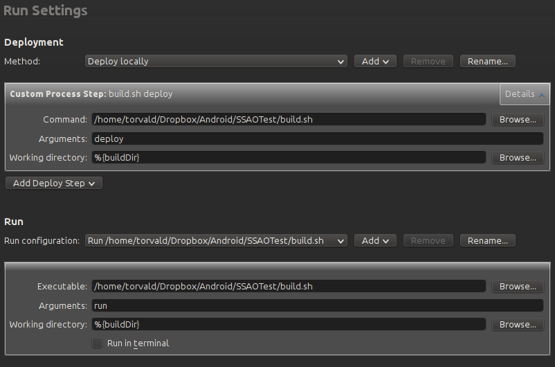 SSAO на OpenGL ES 3.0