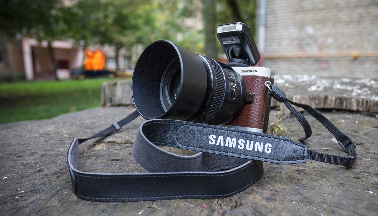 Samsung NX: превращение системной камеры в экосистемную. Часть 1