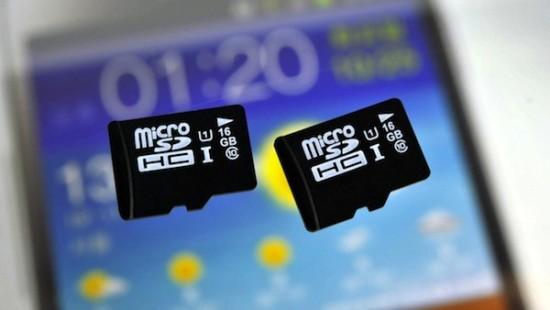 Samsung анонсировал скоростные SD карты