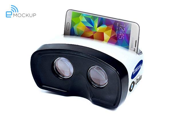 Samsung и Oculus разрабатывают шлем виртуальной реальности с экраном OLED