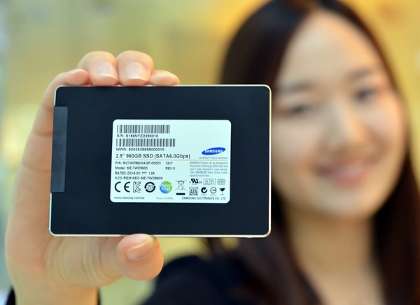 К особенностям SSD SM843T относится защита от потери данных в случае внезапного отключения питания
