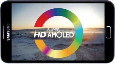 В январе Samsung, вероятно, покажет дисплей типа AMOLED диагональю 4,99 дюйма и разрешением 1920 х 1080 точек