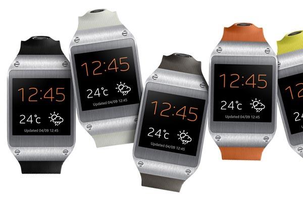 Умные часы Galaxy Gear можно будет использовать со смартфоном Galaxy S4 и другими мобильными устройствами Samsung