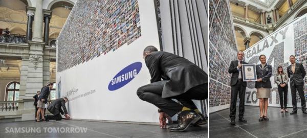 Samsung фотоальбом Гиннес