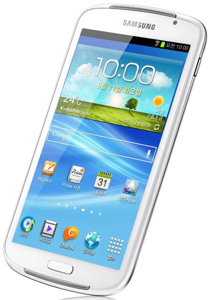Galaxy Player 5.8 - как прообраз смартфона с дисплеем аналогичной диагонали