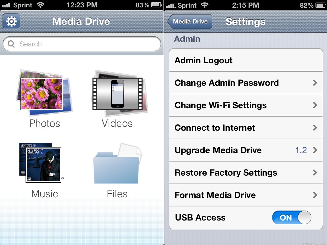 SanDisk Connect Wireless Media Drive — беспроводная «флешка» для мобильных устройств