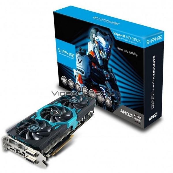 Sapphire Radeon R9 290X Vapor-X