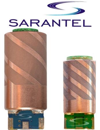 Sarantel выпускает антенны GeoHelix GPS SL1250 и SL1350
